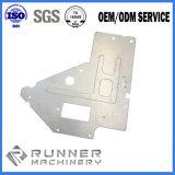 Het Stempelen van de Staalplaat van het Plateren van het zink/Van het Metaal Delen met de Dienst OEM/Customized