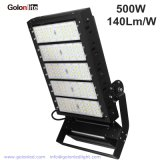フィリップスSMD 5050 Meanwell 100-277Vの高性能140lm/Wライト500ワットの500W LEDの洪水