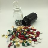 Plastikmedizin-Flaschen-Haustier-Plastik der produkt-150ml Plastik