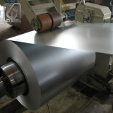 Chapas laminadas a frio revestido de zinco médio quente da bobina de aço galvanizado