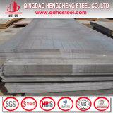 Plaque laminée à chaud d'acier de manganèse de X120mn12 Mn13
