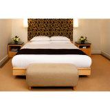 Quarto de hotel 3 estrelas conjuntos de móveis com acabamento laminado