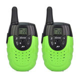 소형 License Free PMR Frs 0.5W Two Way Radio
