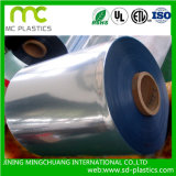 Matt/scrum/folha geada/transparente do PVC