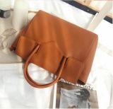 Frauen-Handtaschen-kleine Schulter PU-Leder-Arbeitsweg-Beutel