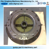 Anillo moldeado en arena/Desgaste de piezas en acero inoxidable con mecanizado CNC