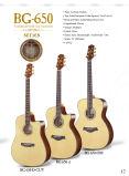 Guitarra acústica superior contínua de venda quente da fábrica