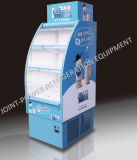 Refrigerador do congelador da bebida do supermercado mini