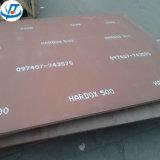 placa do desgaste da placa de aço de 12mm Ssab Hardoxx500
