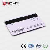 Impressão Tampografia Cartão de Controle de Acesso de RFID com bandas magnéticas