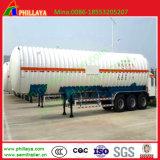50cbmによって溶かされる天燃ガスの二酸化炭素の液化天然ガスのタンカーの半トレーラー