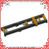 macchina di prova di tensione idraulica orizzontale resistente di tonnellata di 50ton -4000