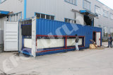 fabricante de gelo Containerized do bloco 18t