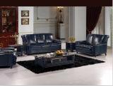 Muebles antiguos del sofá de cuero clásico para el conjunto de sofá