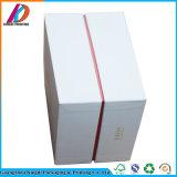 Высокосортная коробка внимательности кожи упаковывая бумажная