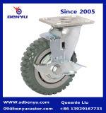 Tyre resistente Caster con Total Brake