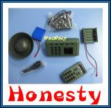 La chasse aux oiseaux hw-380 l'Orateur Lecteur MP3 avec télécommande+Timer (on/off)