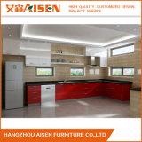 China-Fabrik-vollständiges Set-kleiner moderner Küche-Schrank