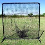 Qualitäts-Jungfrau HDPE materielles Baseball-Netz mit grossem Mund