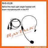 Derrière l'écouteur léger principal pour les radios bi-directionnelles