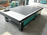 Cnc-Fräser-Ausschnitt-Maschine mit Cer-Bescheinigung für Ausschnitt-hölzerne Planke, Plastik, Acryl, PET