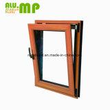 Premier profil en bois d'aluminium de porte de glissière des graines de la Chine