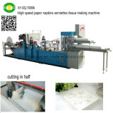 Tissu à grande vitesse de serviettes de serviettes de papier faisant la machine