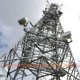 Аттестованные ISO9001 стальные башни радиосвязи пробки для мобильного телефона от фабрики