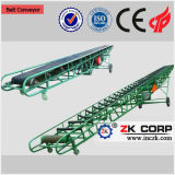 Lime Productionの高いCapacity Belt Conveyor