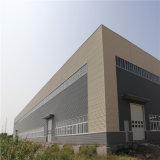 Lage Prijs van het China Geprefabriceerde Pakhuis van Builidng van de Structuur van het Staal