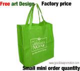 Выдвиженческий Non сплетенный мешок с изготовленный на заказ печатание (Bg -004)