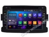 Systems-Auto DVD des Witson Android-4.4 für Renault-Staubtuch (A6787)
