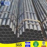 tubo redondo del soporte del acero de carbón de la talla del campo común de 48m m