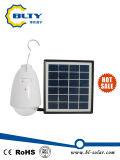 Luz solar LED portátil com alça