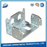 Feuille de OEM Emboutissage de métal pièces avec de la soudure et la perforation