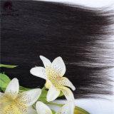[برزيلين] عذراء يحوك شعر سلع معمّرة مستقيمة طبيعيّ أسود ليّنة