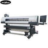 1.6 metros Impressora Têxtil tecido directa de jacto de tinta de impressão