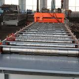 機械を形作る屋根瓦のプロフィールロール