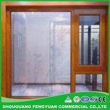 Doppeltes glasig-glänzendes PVC/UPVC Windows