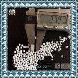 Suministrar 99.5% bolas de gran pureza del alúmina para el soporte del catalizador