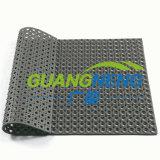 Резиновый циновка двери, Anti-Slip резиновый настил, рогожка кухни Anti-Fatigue резиновый