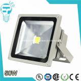 방수 플러드 빛 100-240V AC 50W LED 플러드 빛