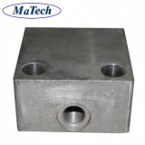 La fabbrica lavorare idraulico di CNC dell'alluminio di precisione della valvola della pressofusione