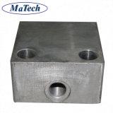 Fabrik Druckguss-die hydraulische Ventil-Präzisions-Aluminium CNC maschinelle Bearbeitung