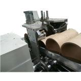 Máquina pulidora del borde de papel del tubo
