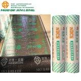 Het Sbs Gewijzigde Versterkte Dak Underlayment van het Broodje van het Asfalt Waterdichte Polyester