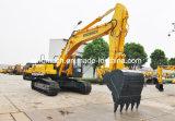 Vendita calda Sinomach un escavatore idraulico dei 34 di tonnellata (1.5 M3) di costruzione del macchinario di ingegneria delle strumentazioni escavatori del cingolo