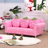 Süsse Baby-Erdbeere-Möbel/Kind-Möbel/Sofa mit Kissen (SXBB-303)