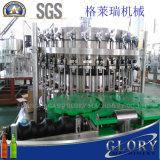 Cadena de producción carbonatada botella automática de la bebida del animal doméstico 1500bph