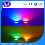 Control remoto RGB DMX exterior proyector LED RGB LED 50W Proyector edificio